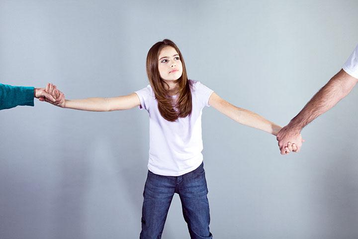 divorcio y adolescentes